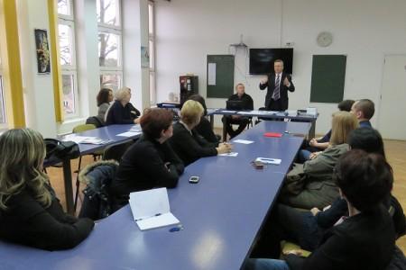 Osnovan ogranak Hrvatskog pedagoško- književnog  zbora za Ličko-senjsku županiju