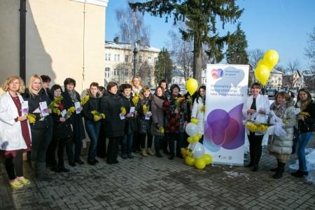 U petak 26.siječnja javnozdravstvena akcija o borbi protiv raka vrata maternice