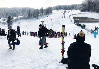 Skijalište Mukinje- prava prilika za skijanje