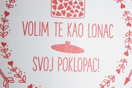 Danas su Valentinovo i Pepelnica