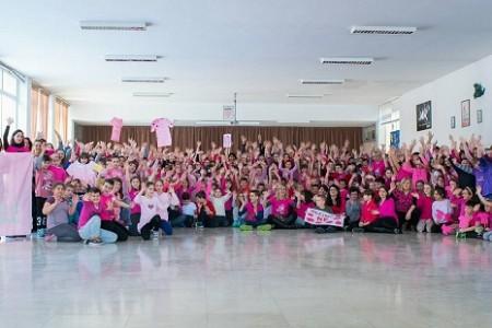 DND Gospić obilježilo Dan ružičastih majica