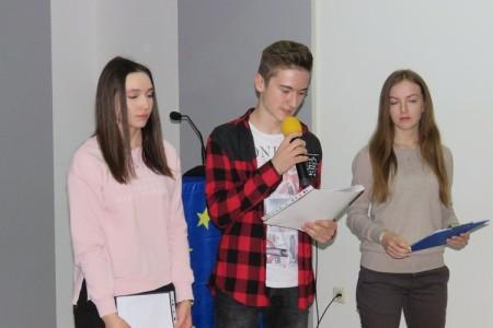 BRAVO: Gospićka Gimnazija definitivno je dio Europe!!!