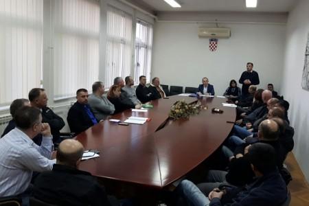 Priopćenje povjerenstva Gradske organizacije HDZ-a Gospić