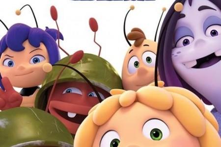 Ovaj tjedan svi u kino, stiže Pčelica Maja!!!