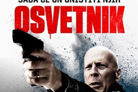 """Ovaj tjedan u kinu Korzo """"Osvetnik"""" s Bruceom Willisom u glavnoj ulozi"""