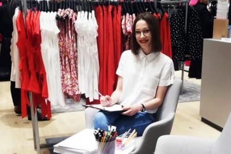 Ana Grgurić, ilustratorica iz Gospića na putu u svijet  modne elite