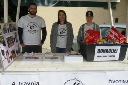 Udruga AnimalLika prikuplja donacije za napuštene životinje, uključite se!!!