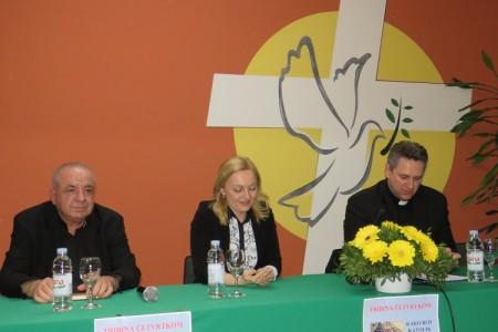 Europarlamentarka Marijana Petir održala zanimljivo predavanje na Tribini četvrtkom