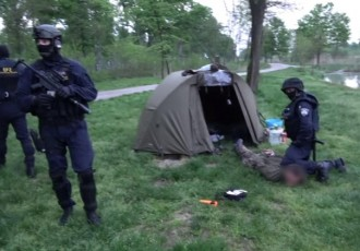 U Operativnoj akciji PENTA uhićeno 11 osoba koje su strane državljane prevozili u Hrvatsku, između ostalog i u Vagancu na području Plitvica