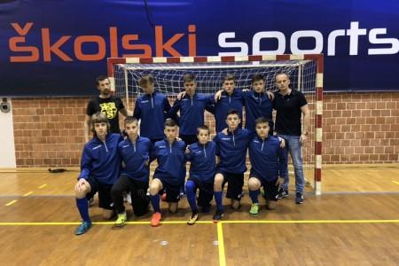 Opet sjajne sportske vijesti iz Poreča!!! Malonogometaši gospićke Osnovne škole drugi u državi, košarkašice i rukometaši peti!!!!