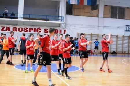 Pobjeda rukometaša Gospića za oproštaj od domaće publike, briljantni Čović zabio 16 golova!!!