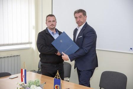 Župan Milinović posjetio općinu Udbina