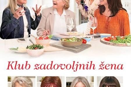 Danas i sutra u kinu Korzo hit komedija Klub zadovoljnih žena!!!