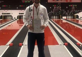 BRAVO!!! Kuglač Plitvica Luka Požega drugi junior svijeta!!! U mix paru osvojio zlato!!!
