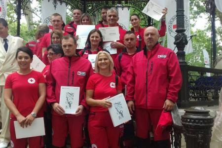 ČESTITAMO: Volonteri Crvenog križa Gospić najbolji u Hrvatskoj!!!