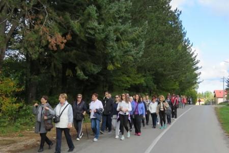 """U subotu u Gospiću akcija """"Hodanjem do zdravlja""""! Pridružite se i vi"""