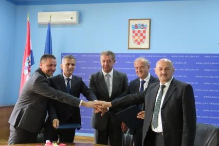 U Gospiću kreće gradnja Središnjeg arhiva zemljišnih knjiga za cijelu Hrvatsku!!!!
