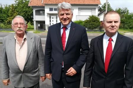 Krenula borba za čelo ličko-senjskog SDP-a! Podržava li Komadina Zrinskog? Nikola Maras u svom stilu prokomentirao dolazak Zlatka Komadine u Liku
