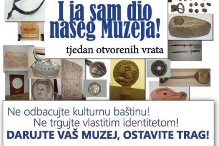 Muzej Like Gospić poziva Vas na obilježavanje Međunarodnog dana muzeja