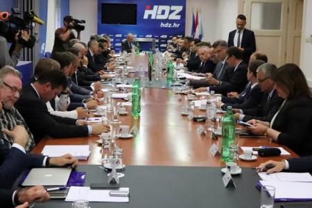 Nacionalni odbor HDZ-a potvrdilo odluku o raspuštanju gospićke organizacije ove stranke