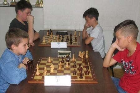 Gospićki šahisti kadeti i dalje odlični!!! Sada ih čeka prvenstvo Hrvatske u Trogiru