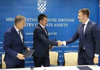 """Ipak se kreće: Ravnatelj JU NP Plitvička jezera Tomislav Kovačević """"preuzeo"""" Vilu Izvor"""