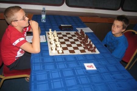 Kadetsko prvenstvo Hrvatske u šahu- Karlo Matijević iznad prosjeka