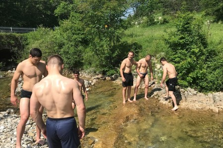 POHVALNO: Hrvatska hrvačka reprezentacija ponovno se u Gospiću pripremala za velika natjecanja!!!