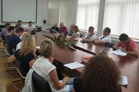 """Kraj sezone kao nagovještaj novih velikih projekata RK """"Gospić"""""""