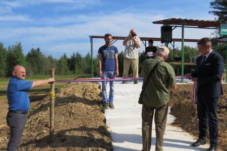 Lovačko društvo Tetrijeb Pazarišta otvorilo kompleks Blatovac