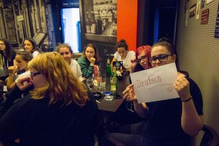 U otočkom book cafe-u Paradiso održana jezična razmjena