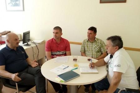 Gradonačelnik Karlo Starčević primio ugostitelje koji se zalažu za manji porez na potrošnju
