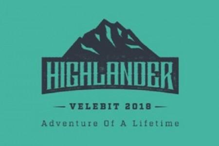 Danas je zadnji  dan prijava za velebni događaj Highlander Velebit!!!
