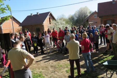 Lička ekološka akcija, Grad Gospić i HGSS Gospić na jesen kreću s projektom revitalizacije parka  Jasikovac