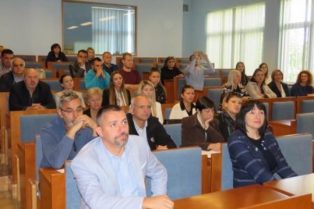 """U Gospiću predstavljen važan projekt """"Za grad sa smiješkom""""!!!"""