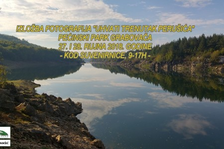 """Povodom Svjetskog dana turizma danas i sutra na Grabovači izložba fotografija """"Uhvati trenutak Perušića""""!"""