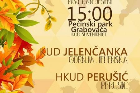Dođite u nedjelju na jesenski ples na Grabovači