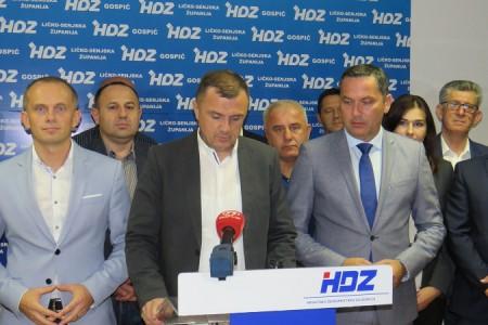 Novi predsjednik HDZ-a Ličko-senjske županije Marijan Kustić dobio 2792 glasa na današnjim izborima!!!