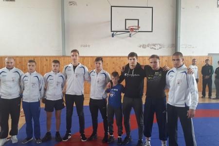 Gospićki hrvači odlični u Slovačkoj