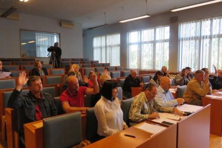POHVALNO:U gradski proračun ulaze europska sredstva za projekte pa je danas održana još jedna izvanredna sjednica Vijeća grada Gospića