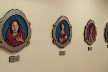 Otvoren 53.lički likovni anale koji predstavlja umjetnicu Nikolinu Ivezić