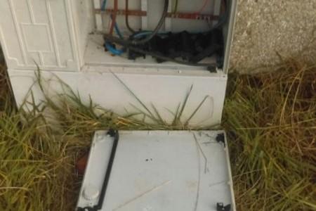 Višednevni, opasni,  vandalizam u Ličkom Osiku na električnim instalacijama!!!