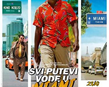 """Ovaj tjedan u gospićkom kinu """"Svi putevi vode u Miami""""!"""