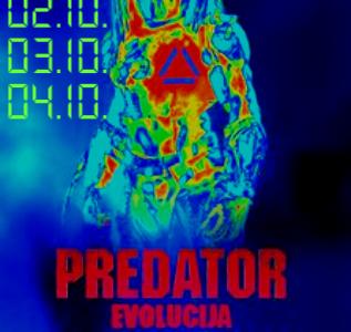 U kinu Korzo gledajte akciju Predator:Evolucija