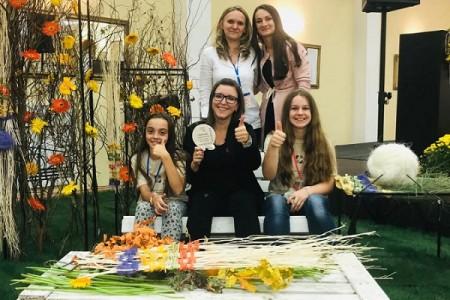 Lijepa vijest:Ukrasno-uporabne bočice Učeničke zadruge Ričina iz Klanca i Pazarišta proglašene najproizvodom na državnoj smotri učeničkih zadruga