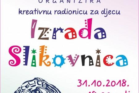 SNK Gospić i Pčelice organiziraju kreativnu radionicu za djecu