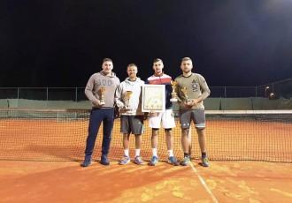 Antonio Alić osvojio teniski turnir u Gospiću