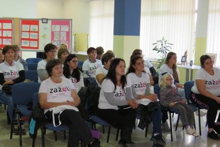 """LIJEPA VIJEST: kroz projekt """"Zaželi"""" u Gospiću zaposleno 30 žena iz skupine teže zapošljivih osoba"""