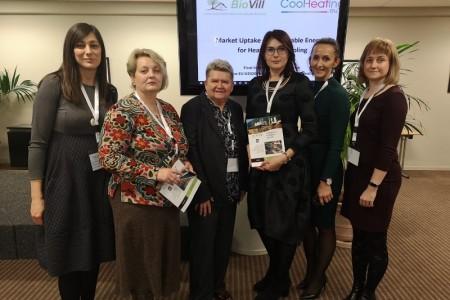 POHVALNO: Općina Perušić u Bruxellesu na Završnoj međunarodnoj konferenciji EU projekata Horizon2020 BioVill i Coolheating