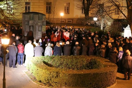 Grad heroj Gospić odao počast žrtvi Grada heroja Vukovara